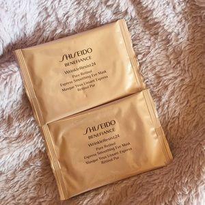 Shiseido Wrinkleresist 24 eye mask*2